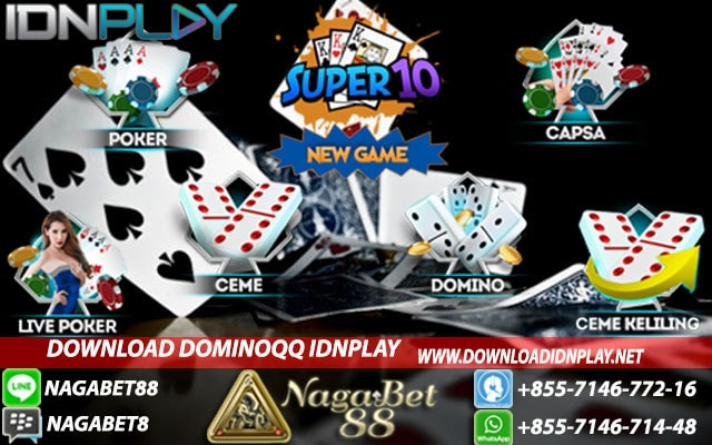 Download DominoQQ IDNPLAY